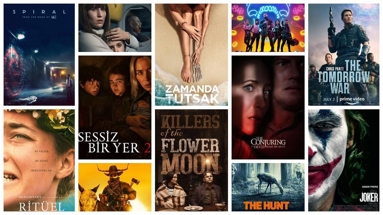IMDb'ye göre en popüler 50 gerilim filmi