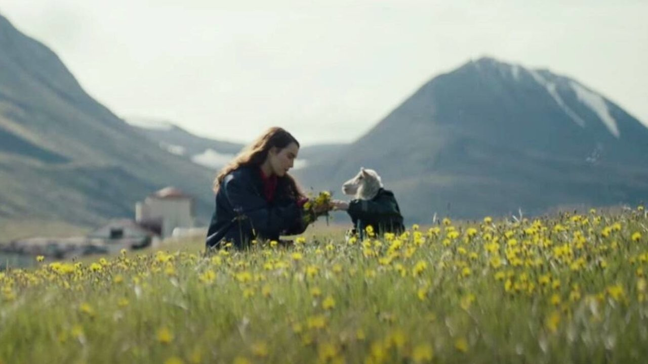 Cannes Film Festivali'nde övgü toplayan korku filmi 'Lamb'den fragman