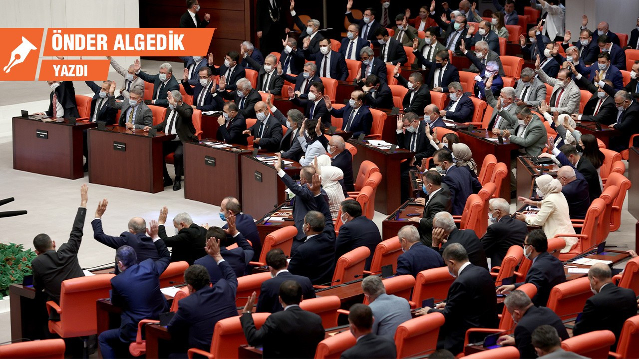 Meclis'in yasama karnesi – Rejimin uluslararası inşası