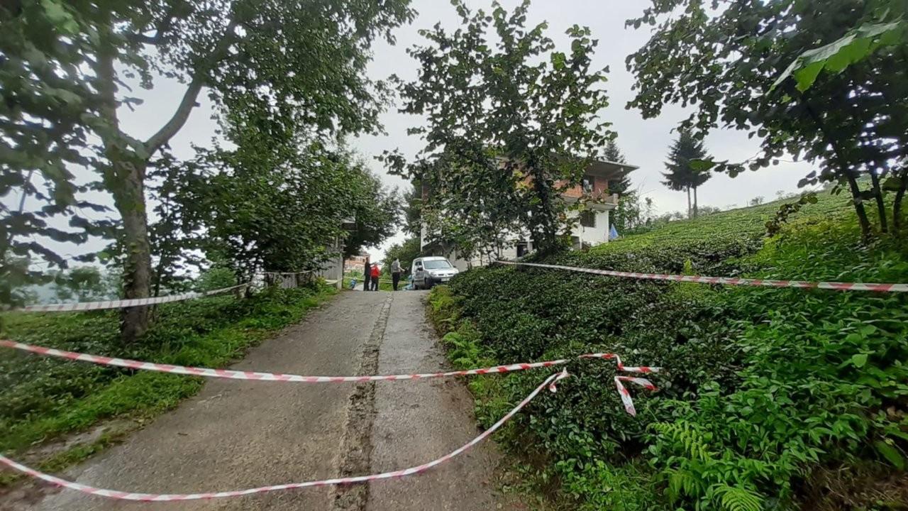 Trabzon'da akrabalar arasında silahlı çatışma: Dört ölü