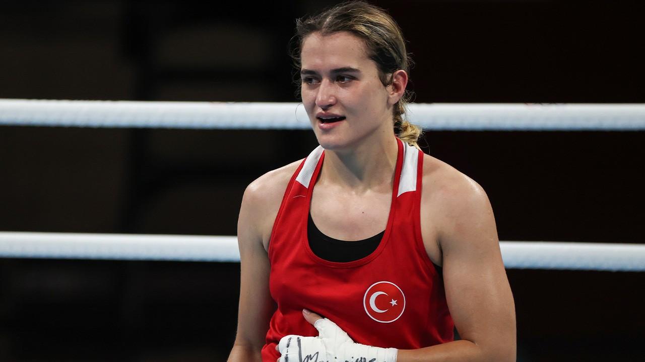 Boksta madalya yaklaşıyor: Sürmeneli'nin ardından Yıldız da finallerde