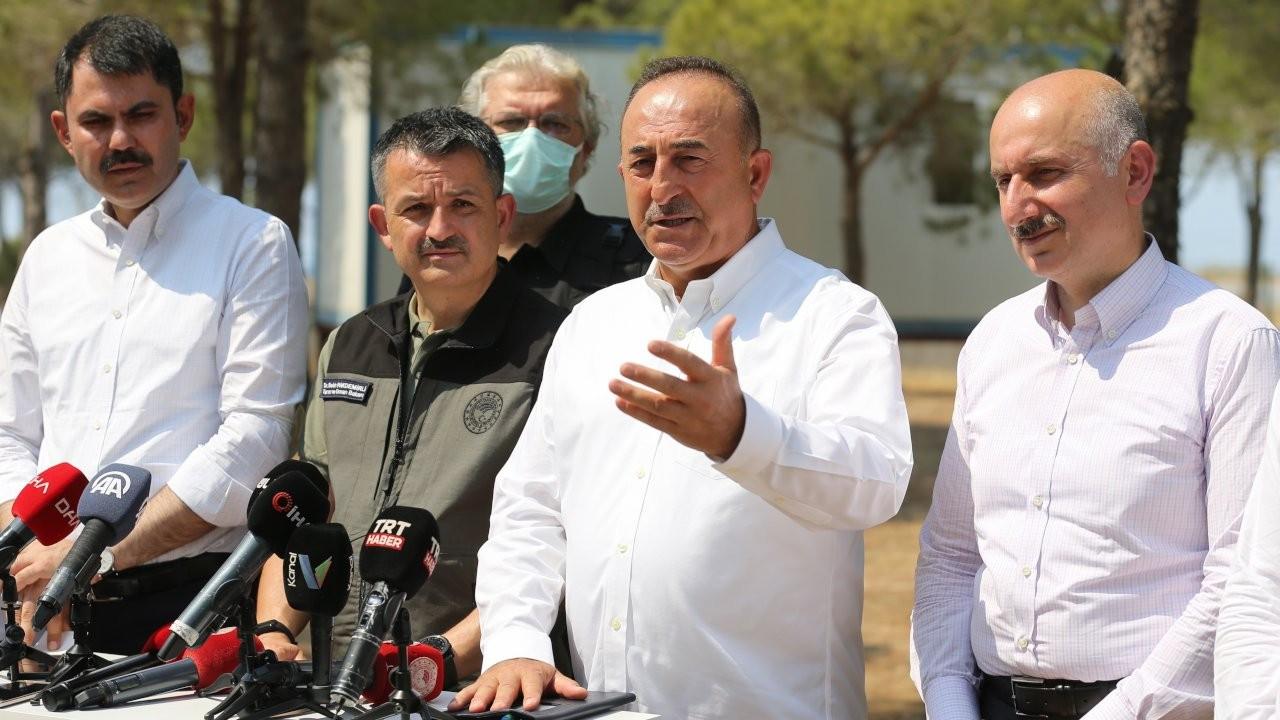 Çavuşoğlu 'yardım hesabı' açılacağını duyurdu: Milletimiz cömerttir