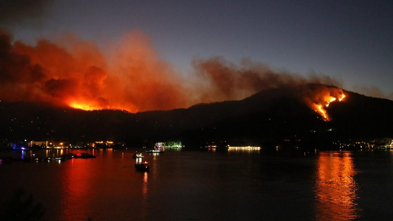 Marmaris yangınını başlattığı iddia edilen çocuklar: Kitap yakıyorduk