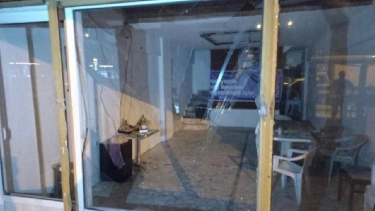 Marmaris'te HDP'ye bir ayda ikinci saldırı