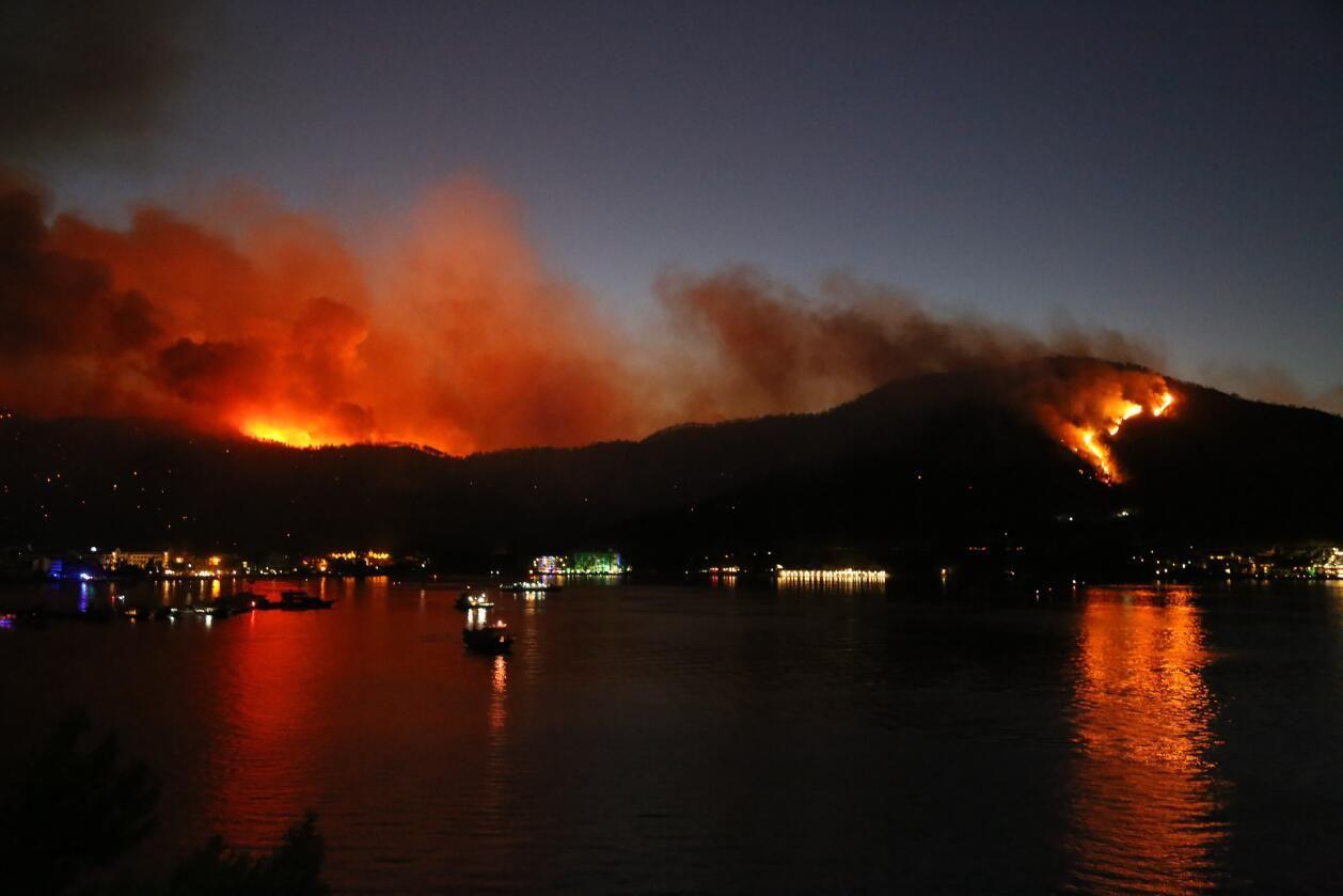 Yangınlar bitmiyor: Memleketten kayıp manzaraları... - Sayfa 4