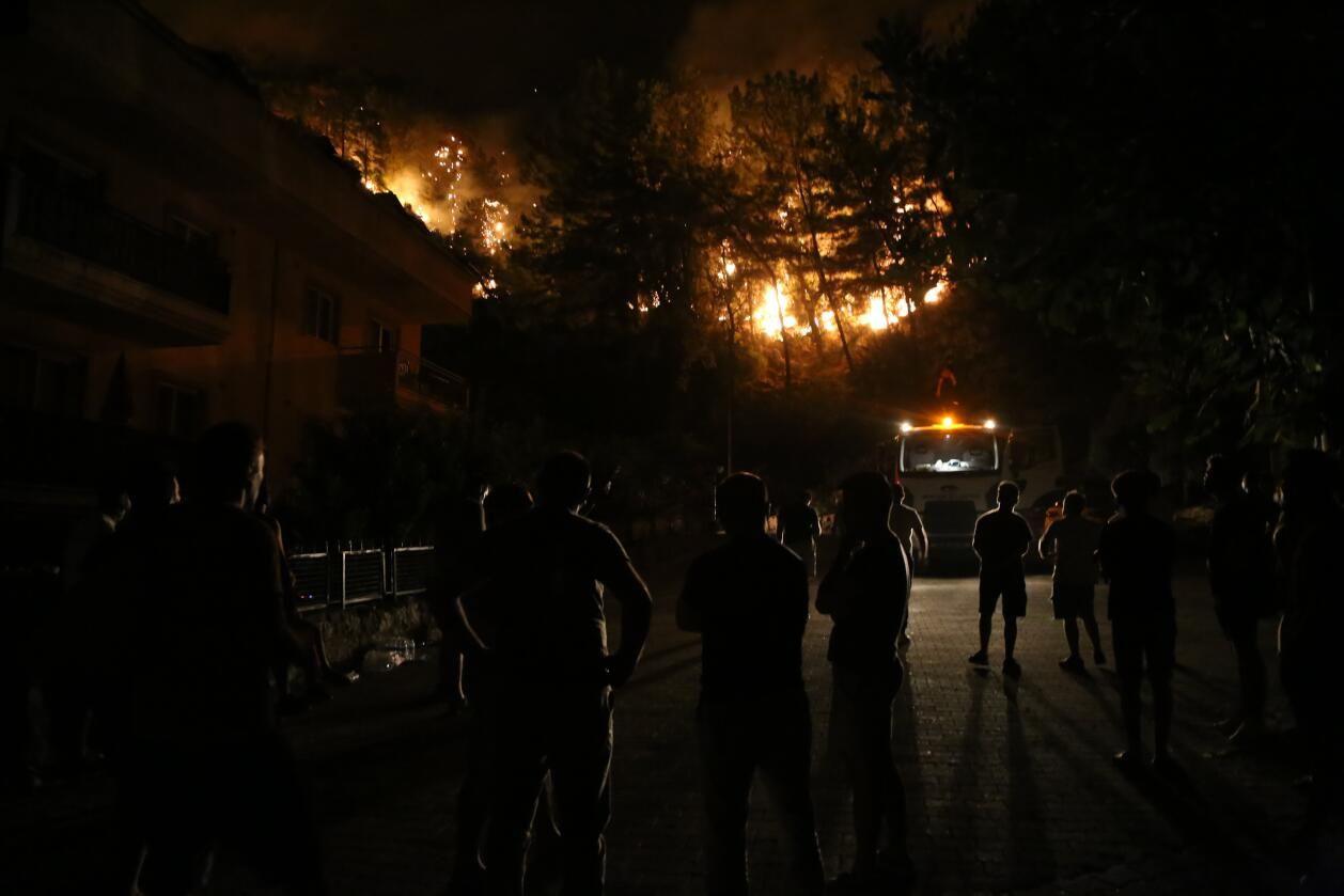 Yangınlar bitmiyor: Memleketten kayıp manzaraları... - Sayfa 2