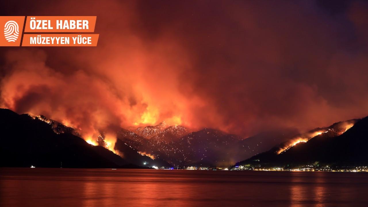 'Böyle giderse gelecek yıllarda da büyük yangınlarçıkacak'