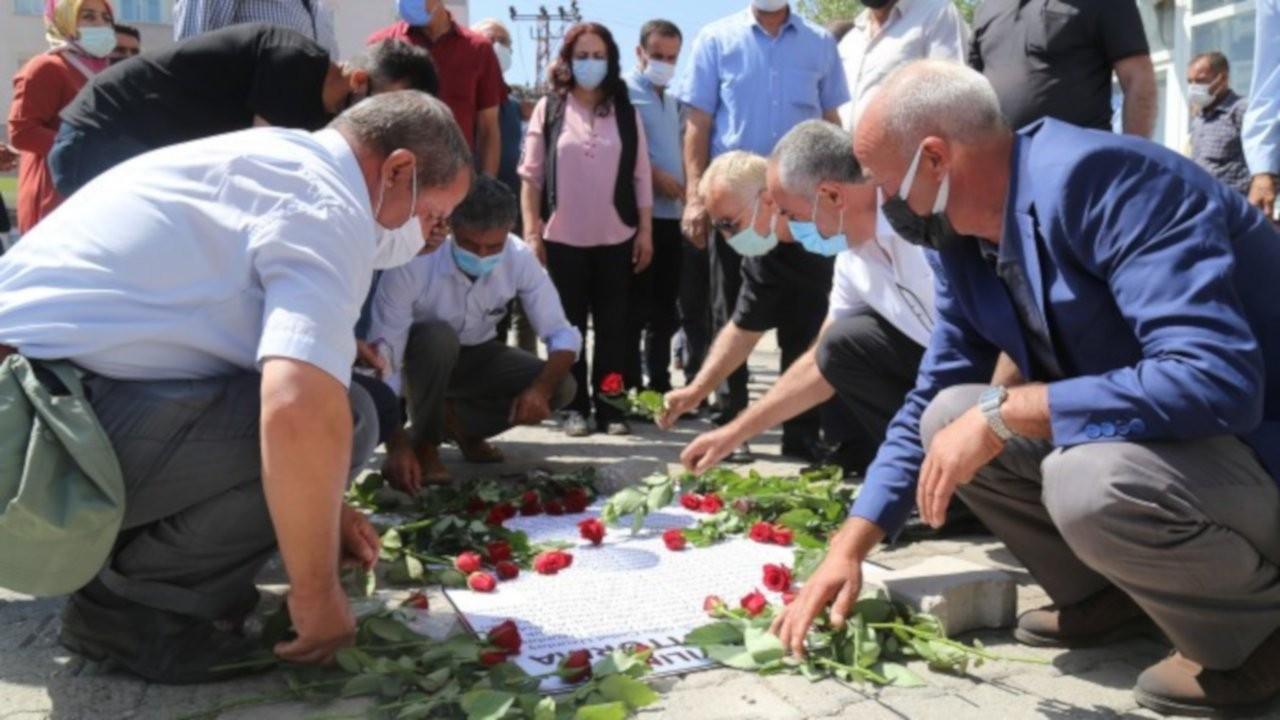 General Muğlalı'nın emriyle Sefo Deresi'nde katledilen 33 kişi anıldı