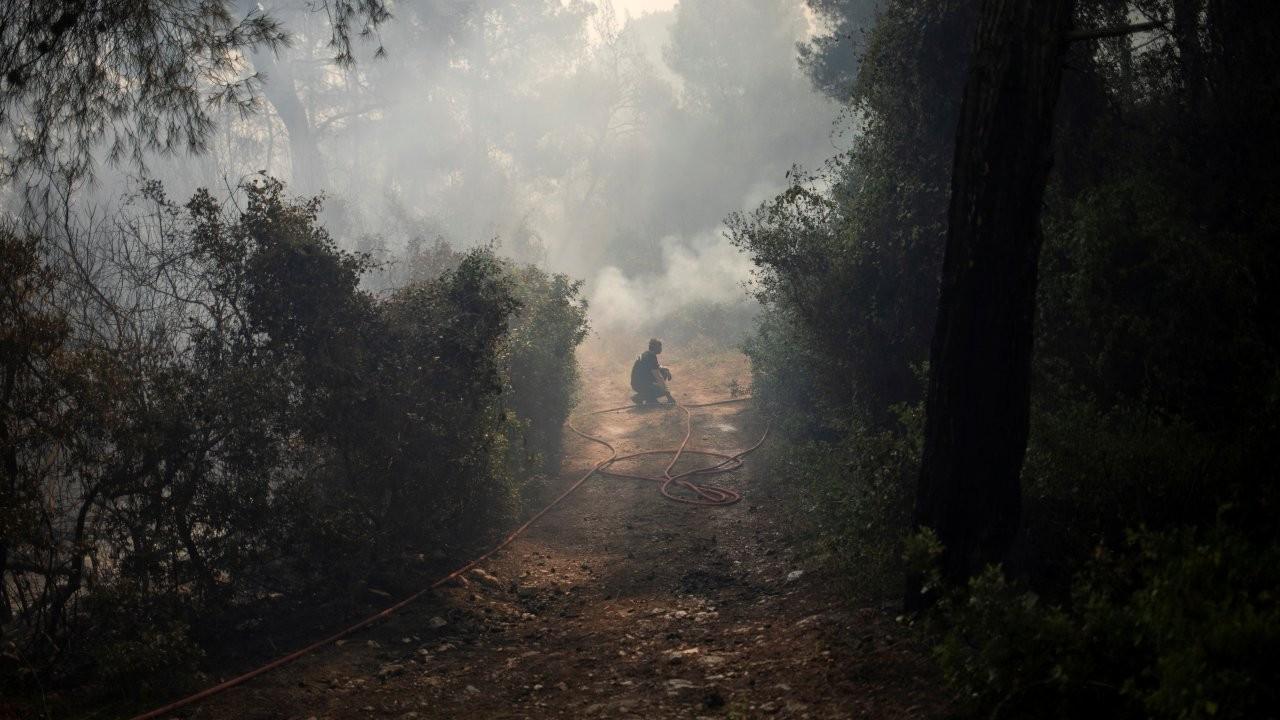 Yunanistan'da yangın: Başkent Atina'da uyarı seviyesi yükseltildi