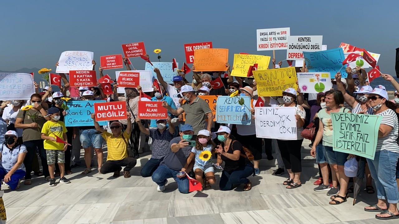 9 aydır yaralar sarılmadı: İzmirli depremzedelerden 7 talep