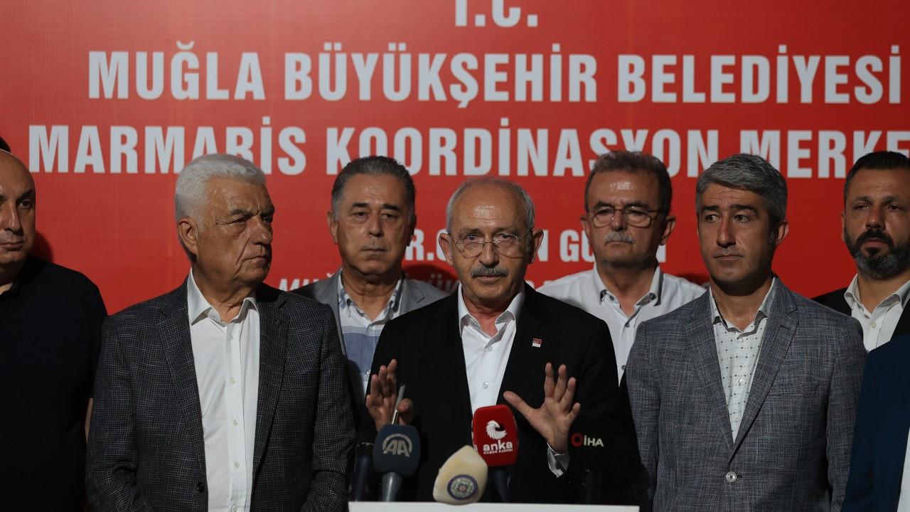 Kılıçdaroğlu: THK'nin uçakları olsaydı bu tablo çoktan bitmişti