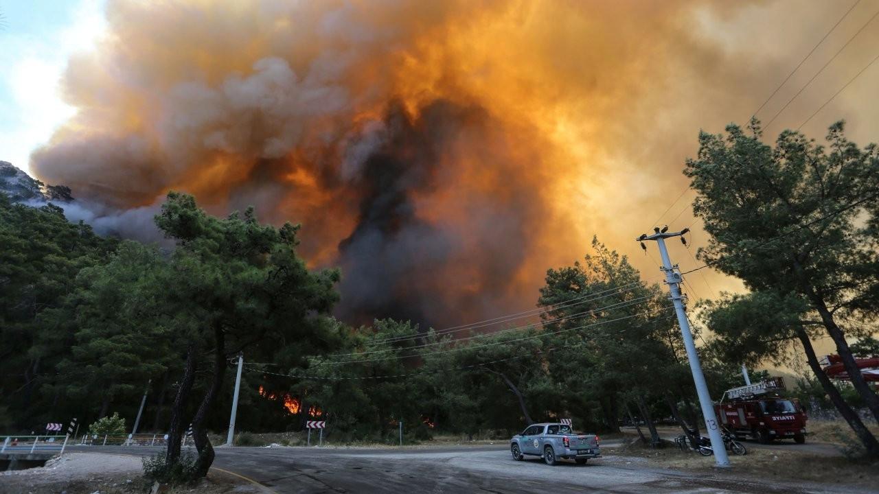 'Türkiye'deki yangınlar, iklim konusunda endişeleri artırıyor'