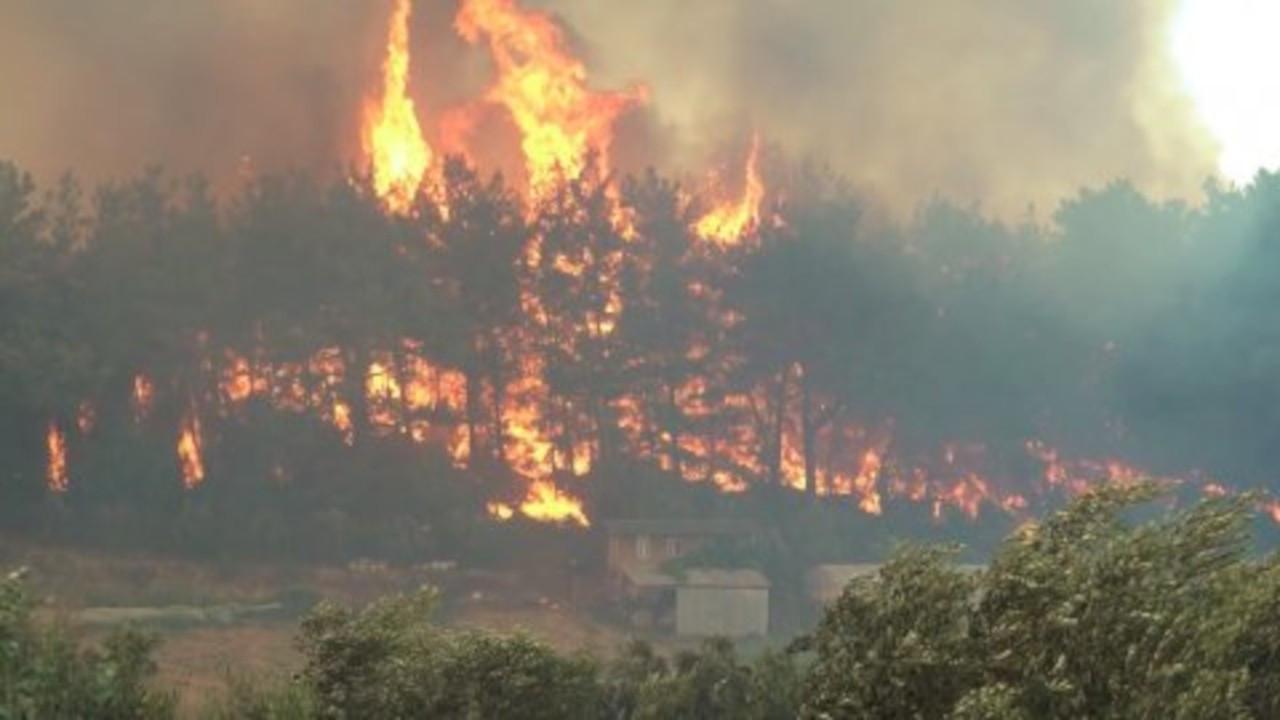 Manavgat'taki yangınla ilgili iddianame kabul edildi