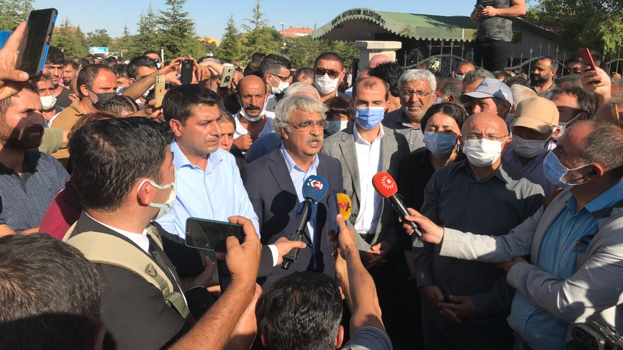 Sancar: Kürt-Türk çatışması yok, ırkçı zihniyet var