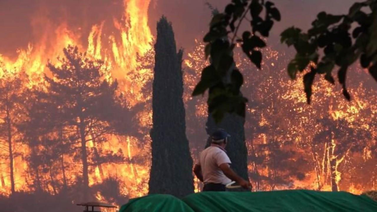Orman Bakanlığı'ndan yangınlarla ilgili 12 soru 12 yanıt