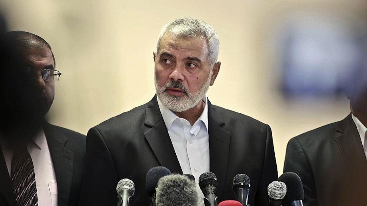 Hamas'ın Siyasi Büro Şefliği'ne yeniden Heniyye seçildi
