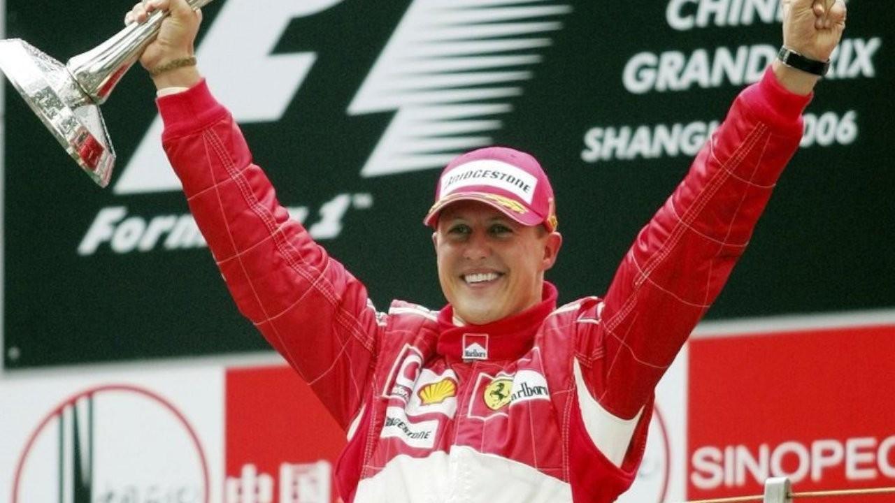 Formula 1 pilotu Michael Schumacher'in belgeseli geliyor