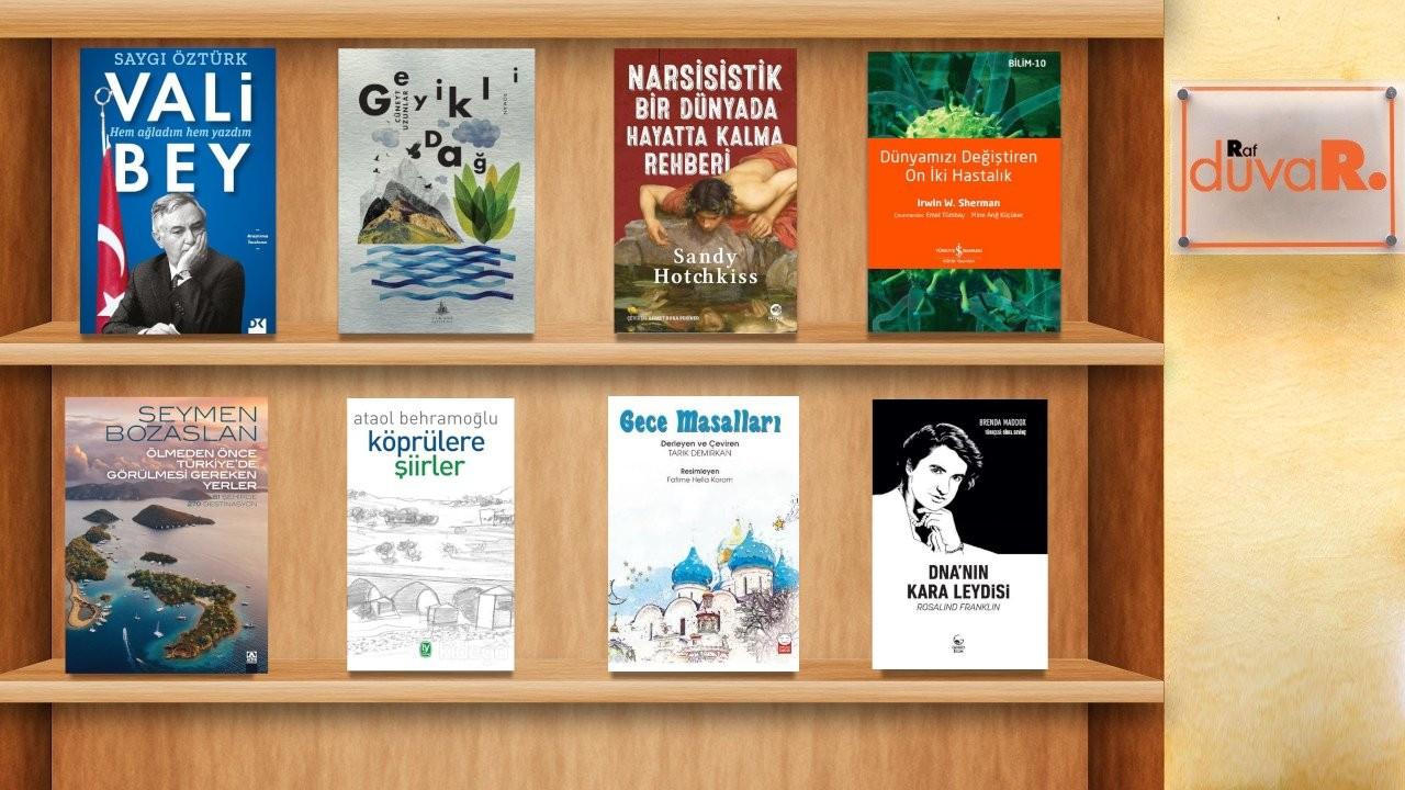 RafDuvaR: Yeni çıkan kitaplar