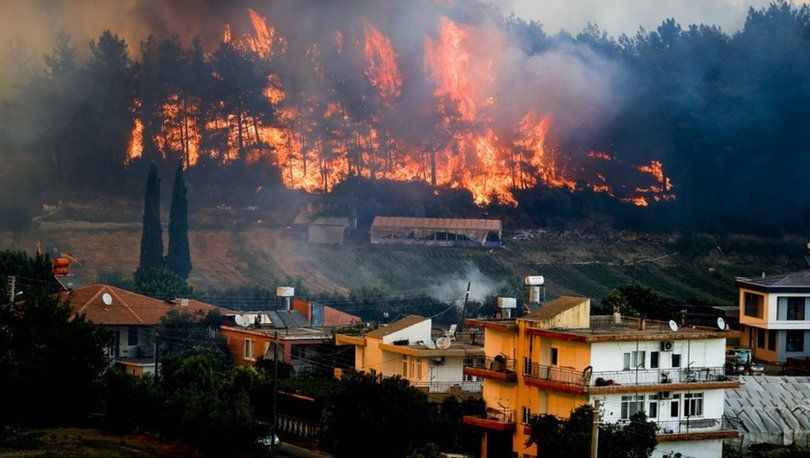 Muğla, Antalya, Mersin, Dersim... Orman yangınlarında son durumlar - Sayfa 3