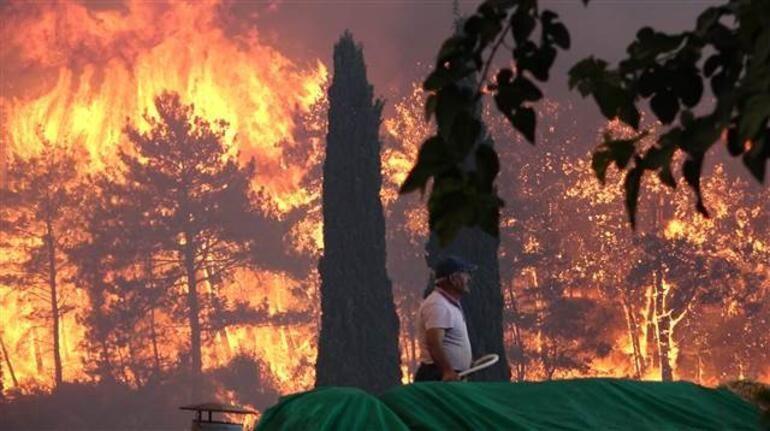 Muğla, Antalya, Mersin, Dersim... Orman yangınlarında son durumlar - Sayfa 1