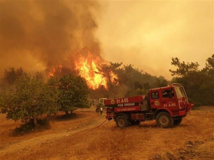 Muğla, Antalya, Mersin, Dersim... Orman yangınlarında son durumlar - Sayfa 2