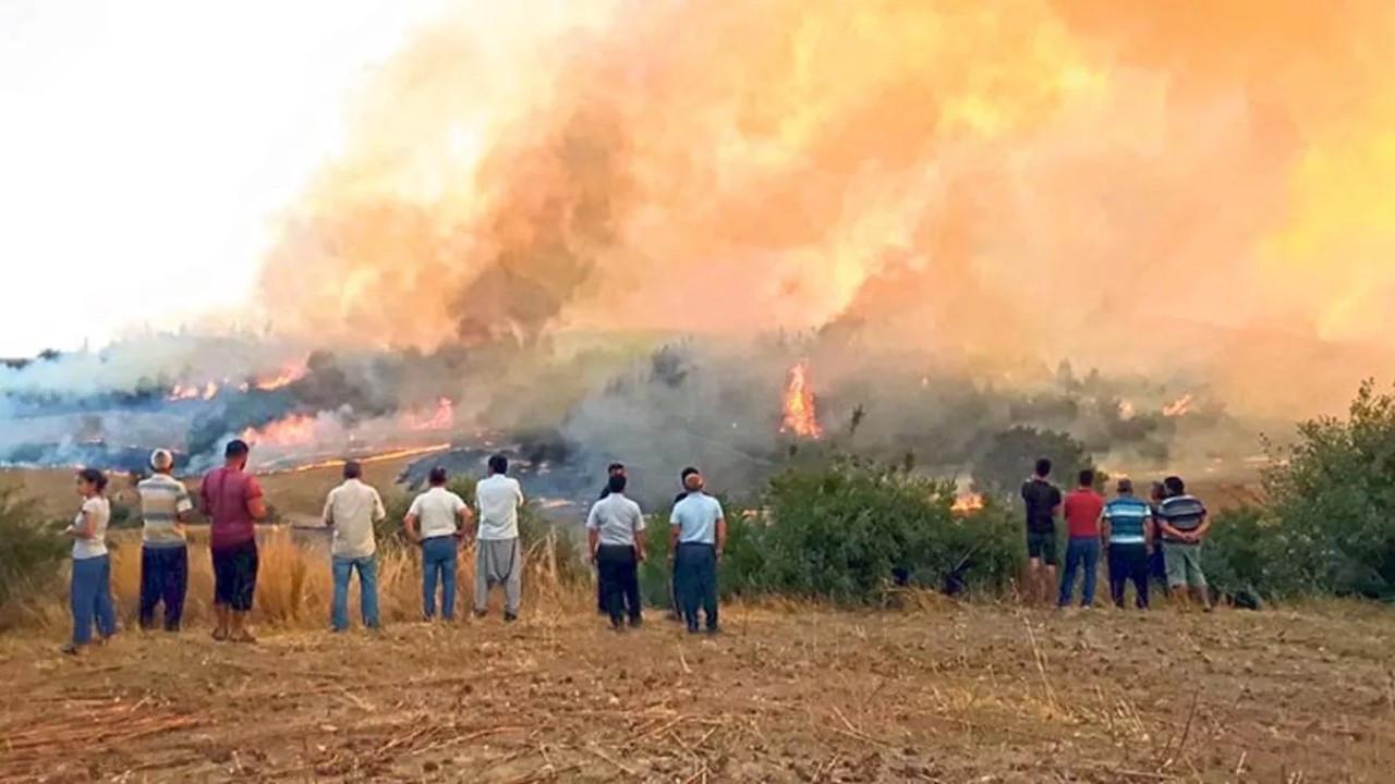 TTB'den Adana'daki yangınlara ilişkin hızlı değerlendirme raporu