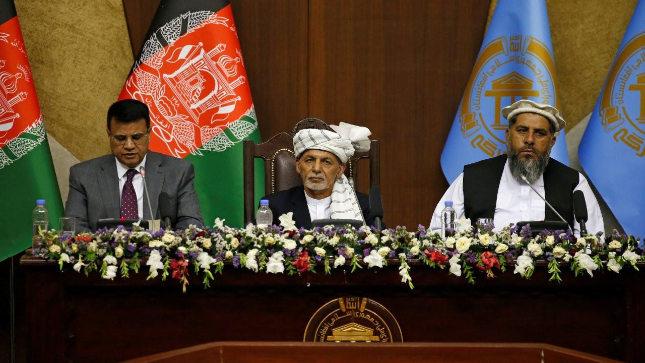 Afganistan Devlet Başkanı: Taliban'a karşı durumu altı ay içinde kontrol altına alacağız