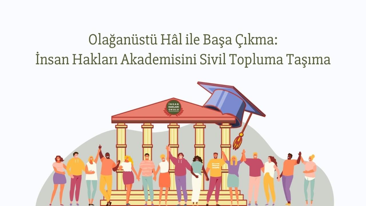 İnsan Hakları Okulu üçüncü yılını doldurdu
