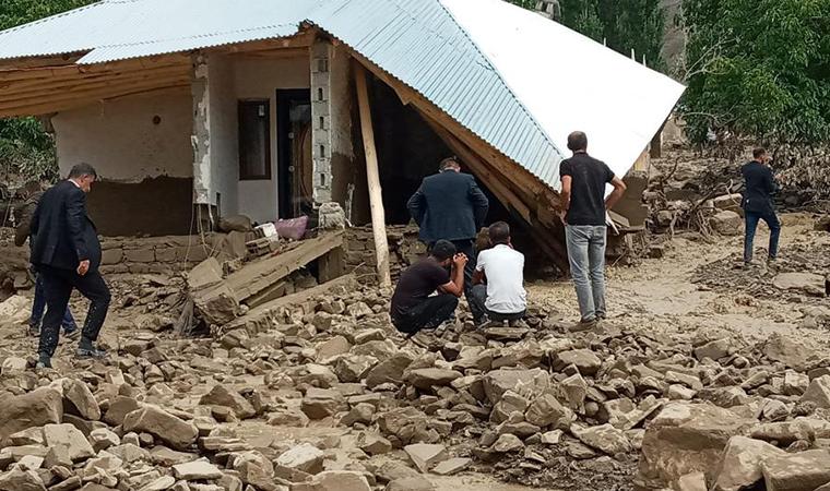 Van'da sel: 900 hayvan öldü, 32 ev kullanılamaz halde - Sayfa 1