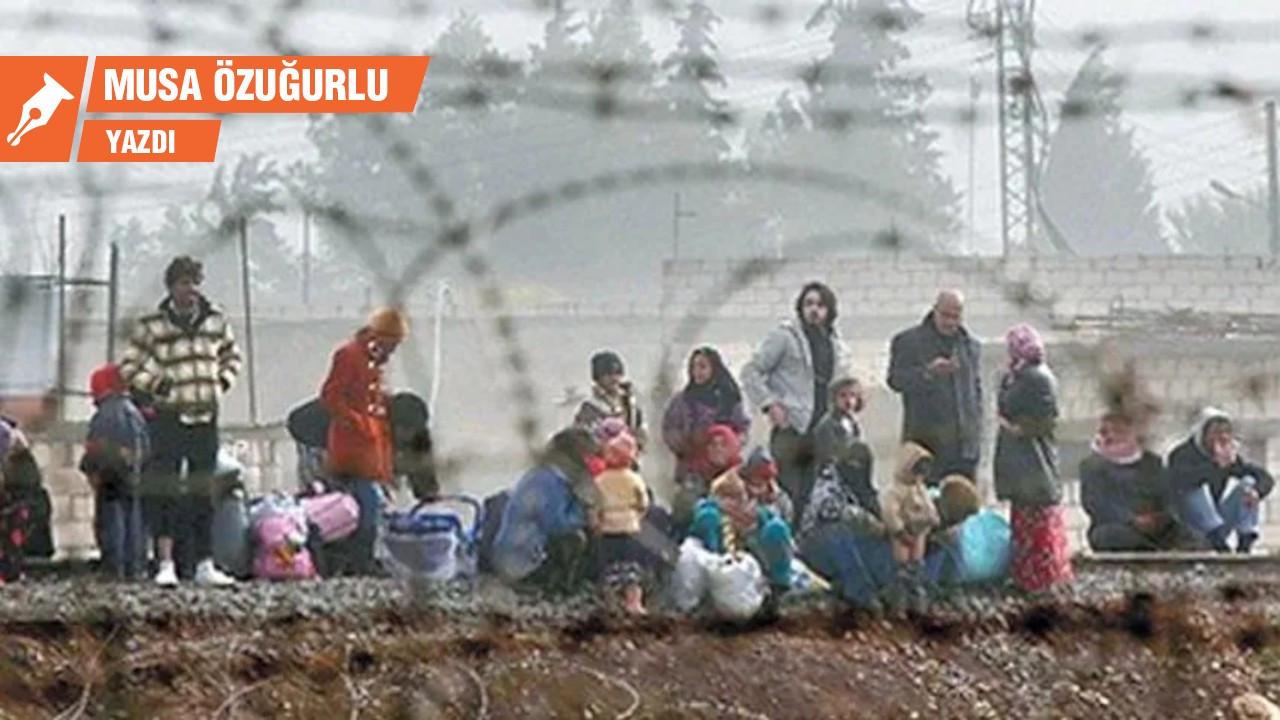 İktidar ve muhalefet için mülteci kılavuzu