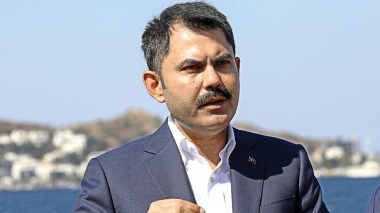 Bakan Kurum: Manavgat ve Marmaris'te yıkılacak binalar tespit edildi