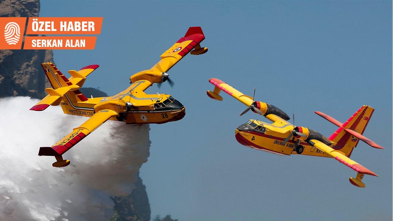 THK'nin uçaklarıyla AB'den gelenler arasındaki fark: 'Beş kova su'