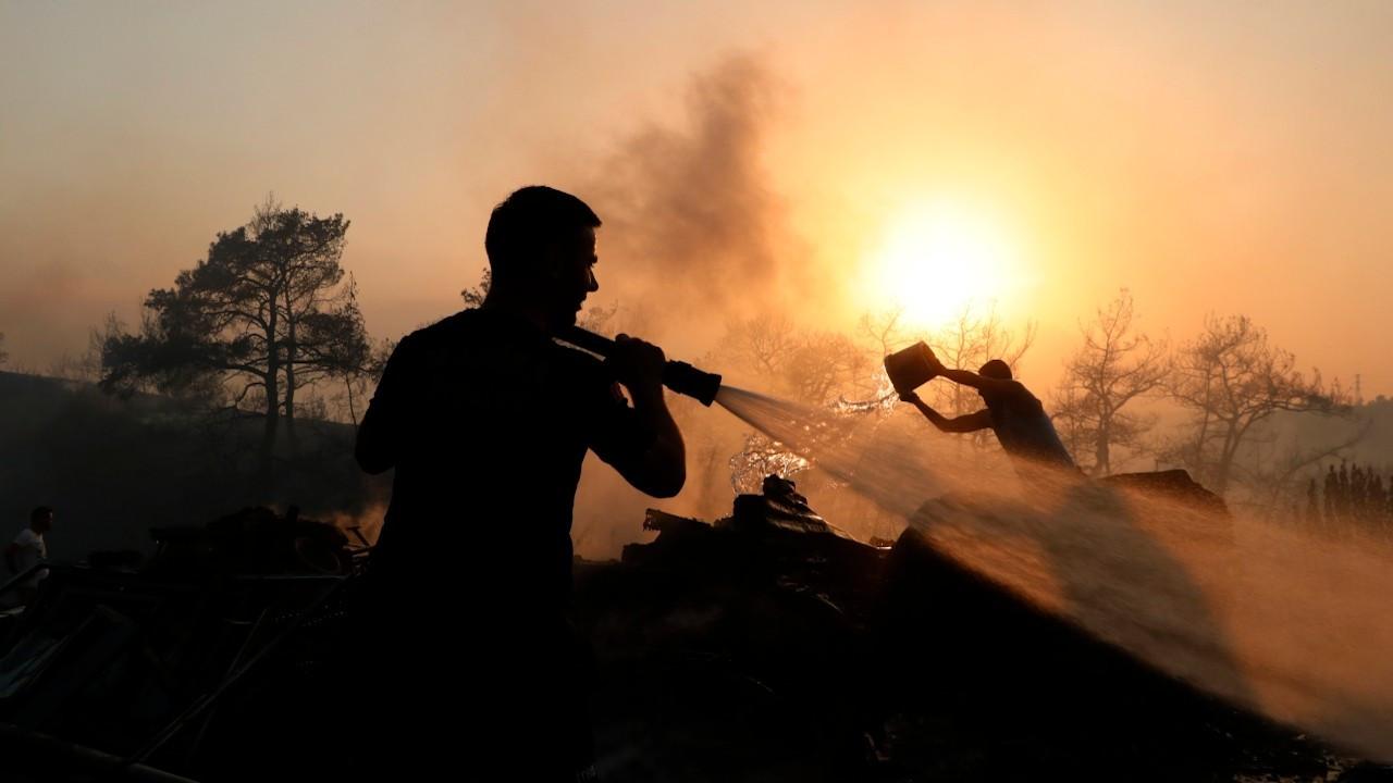 Muğla, Antalya, Mersin, Dersim... Orman yangınlarında son durumlar