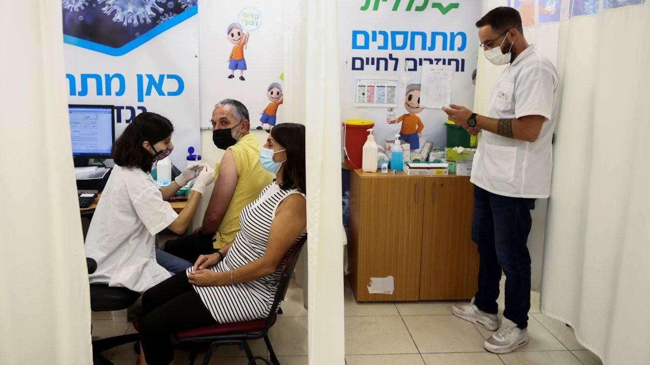 İsrail'de son 5 ayın en yüksek vaka sayısı