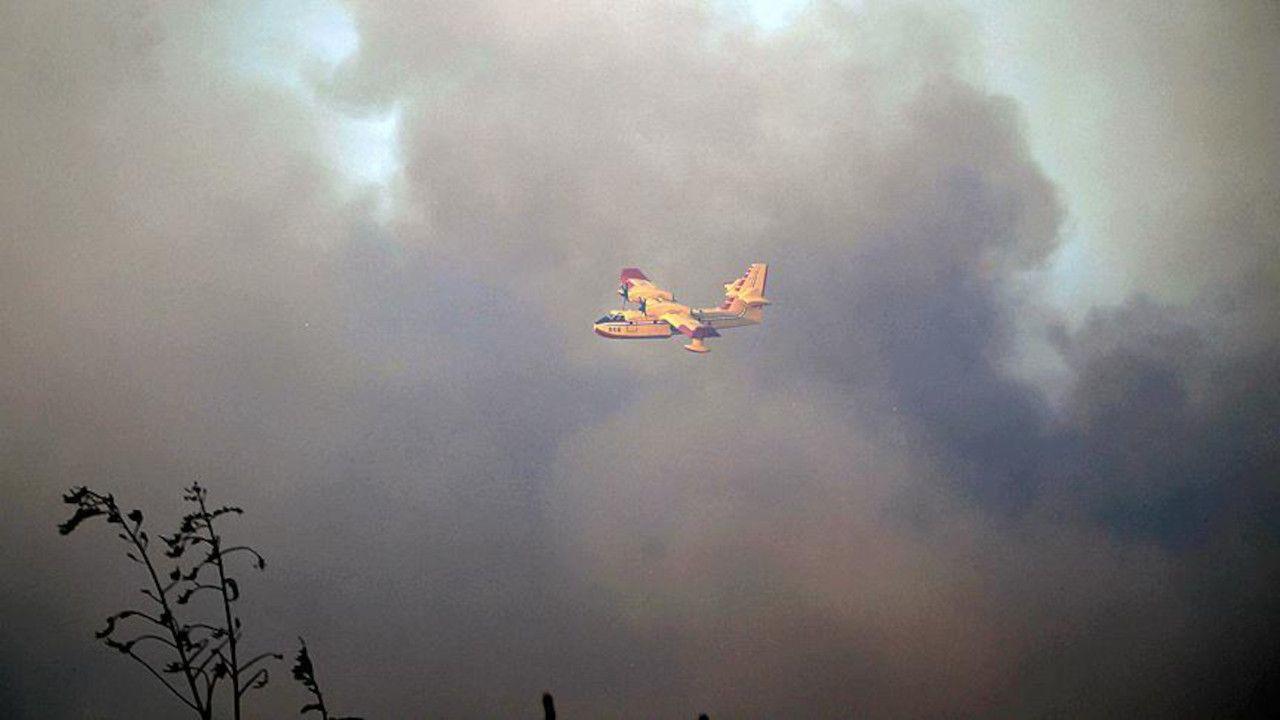 'Performansı yetersiz' denen THK uçakları İsrail'de yangın söndürdü - Sayfa 2