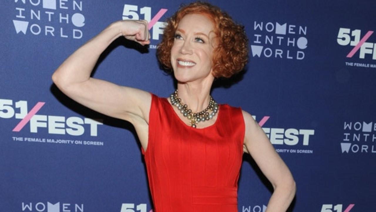 Kathy Griffin: Hiç sigara içmediğim halde akciğer kanserine yakalandım