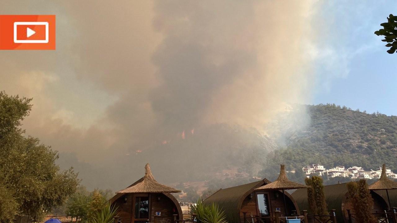 Milas Belediye Başkanı: Yangın kritik eşiği aştı, sitelere ulaştı