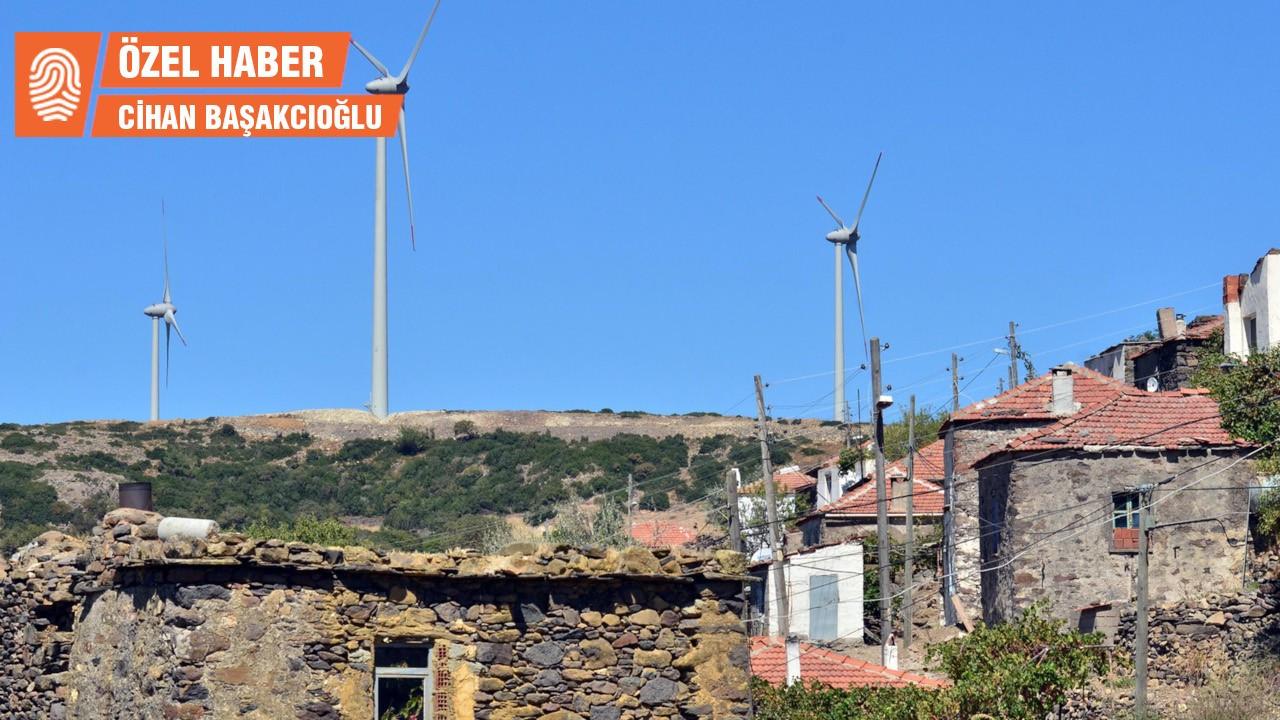 Karaburun'un yüzde 89'u RES projelerine tahsis edildi