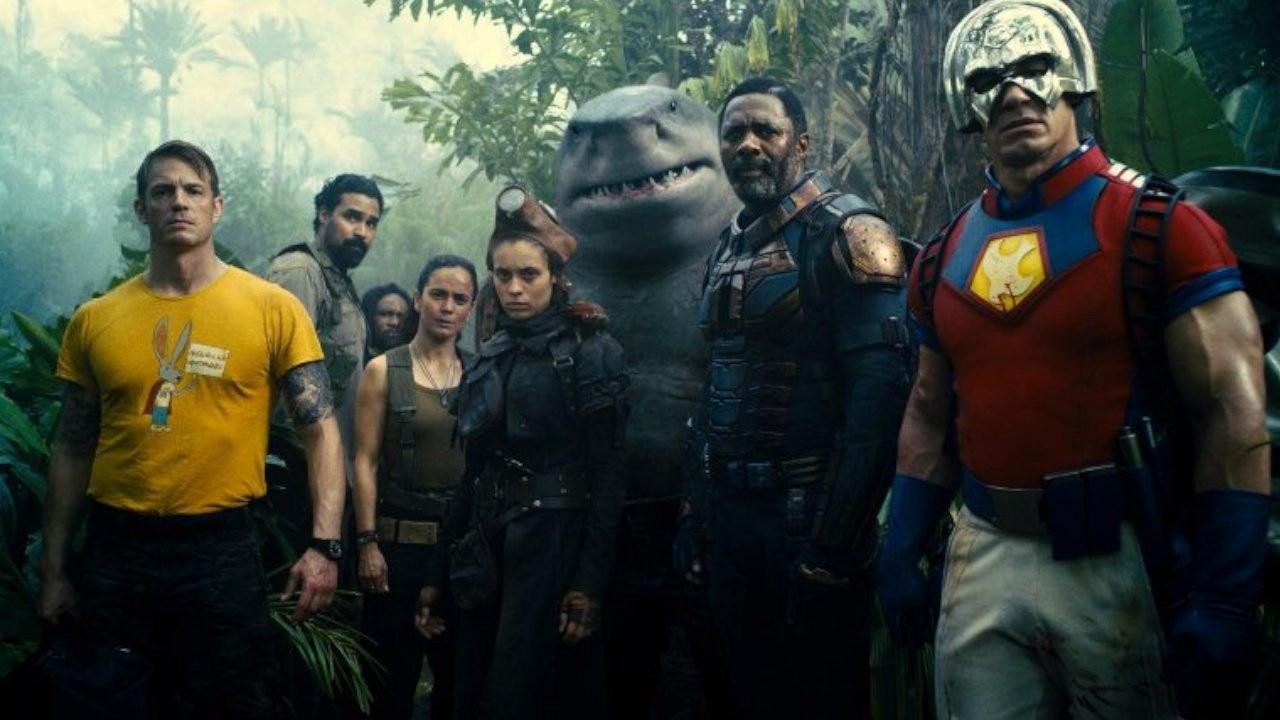 Box Office Türkiye: Türkiye gişesinin lideri 'The Suicide Squad'