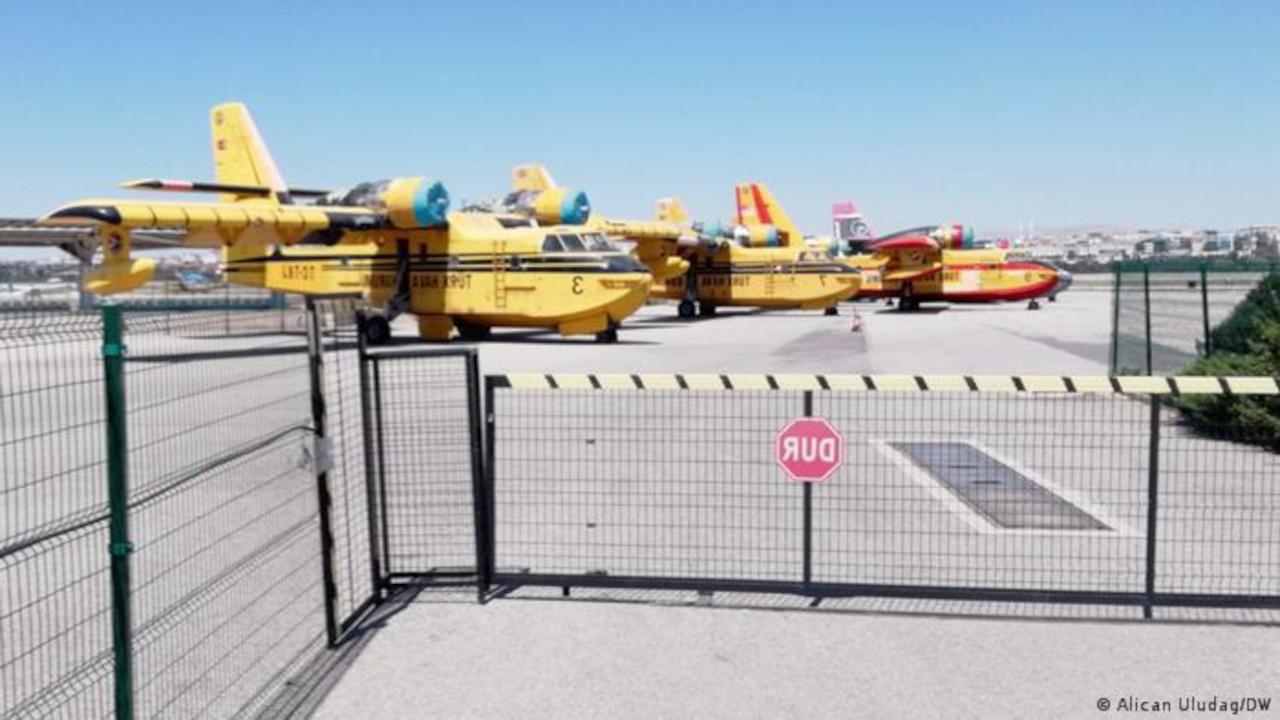 Yangın söndürme uçakları Meclis gündeminde: İhtiyaç belirlendi mi?