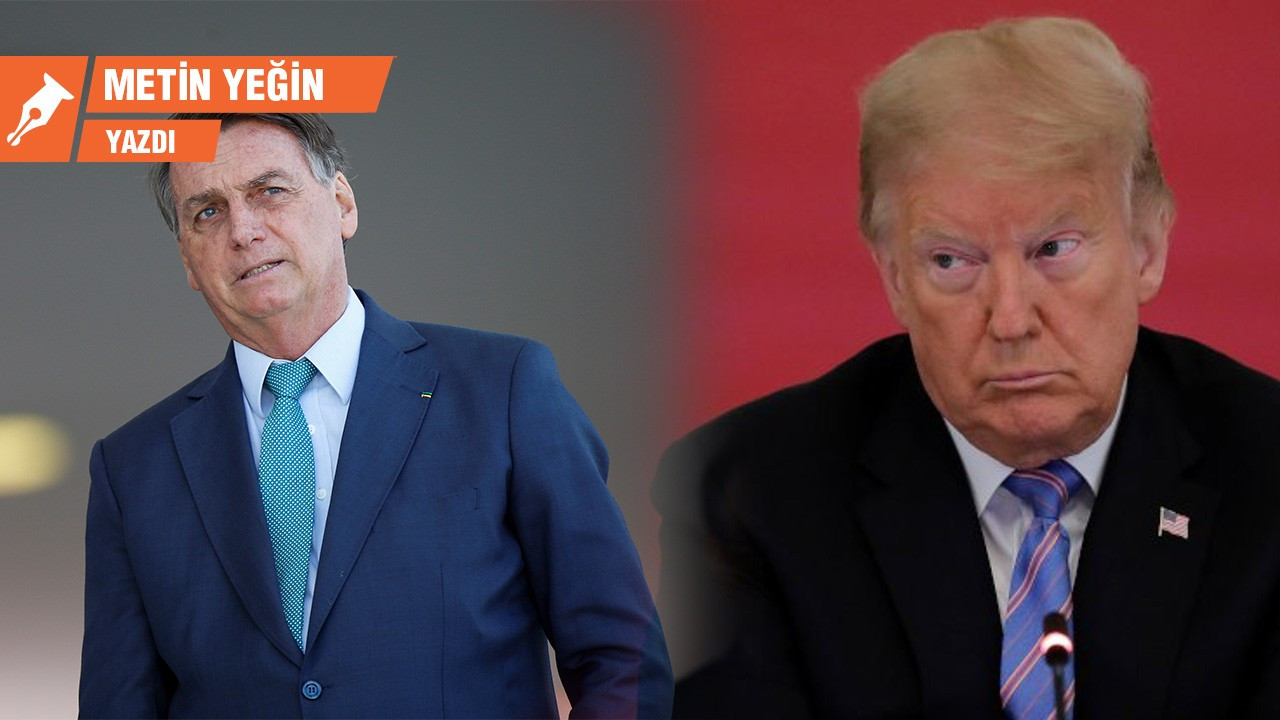 Bolsonaro, Trump ve ötesi…