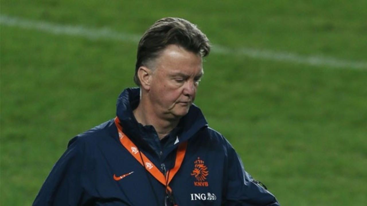 Hollanda Milli Takımı'nın yeni teknik direktörü Van Gaal oldu