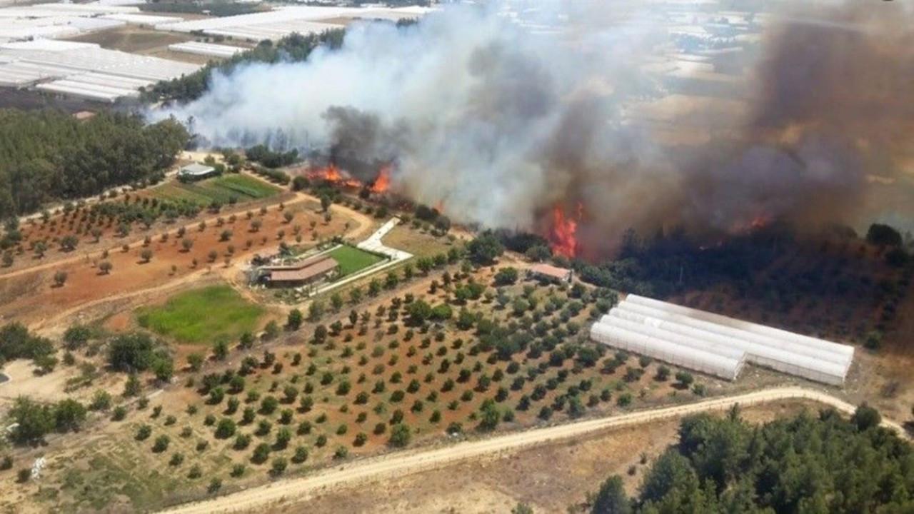 Meteoroloji: Antalya'da sağanak bekleniyor, sıcaklık 10 derece düşecek