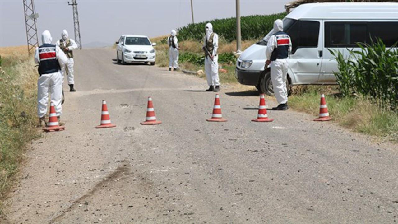 Mardin'de iki mahalle karantinaya alındı