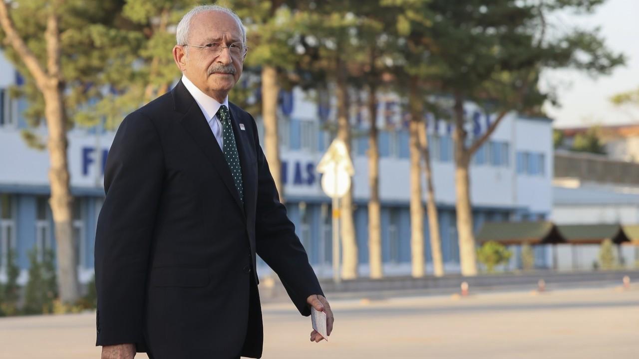 Kılıçdaroğlu'ndan THK'ye ziyaret: Bu kurumu ayağa kaldırmalıyız