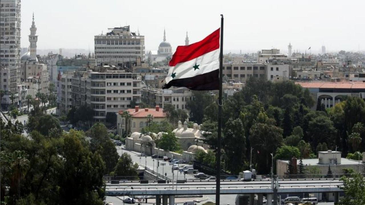 Şam'da askeri otobüste patlama: Bir ölü, üç yaralı