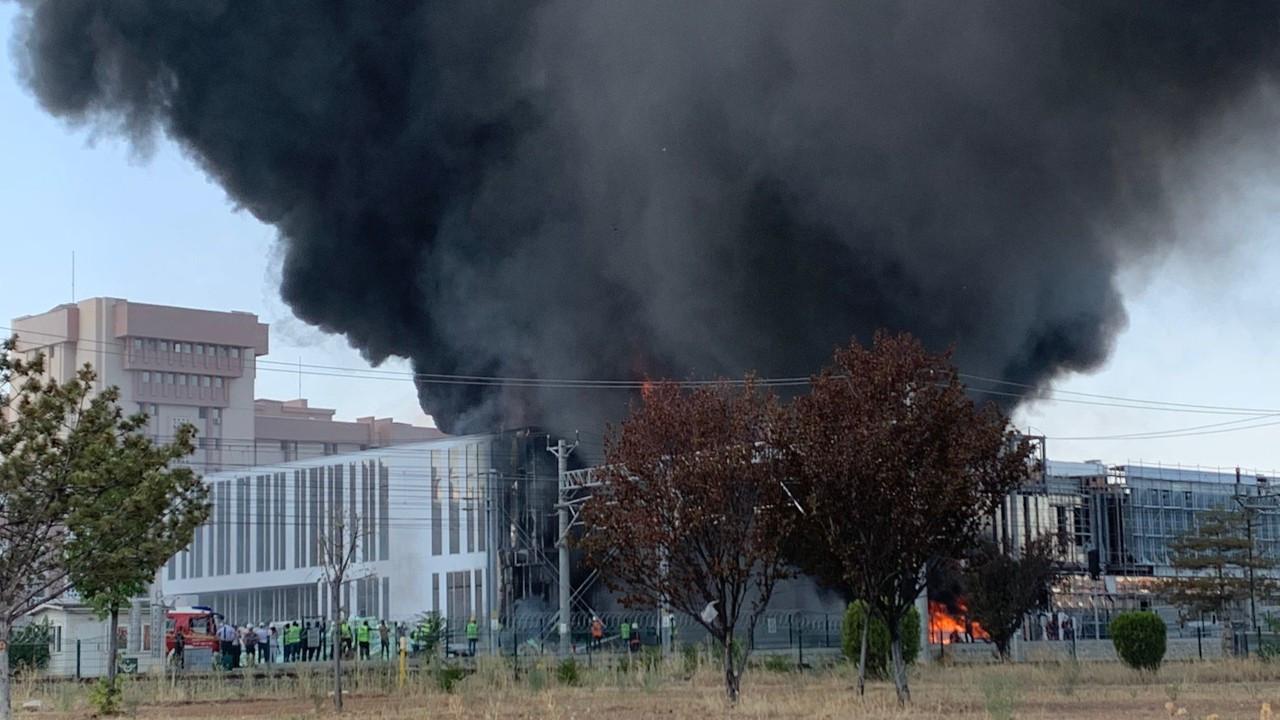 Ankara yangını: Hukuksuz yapılar tehdit ediyor