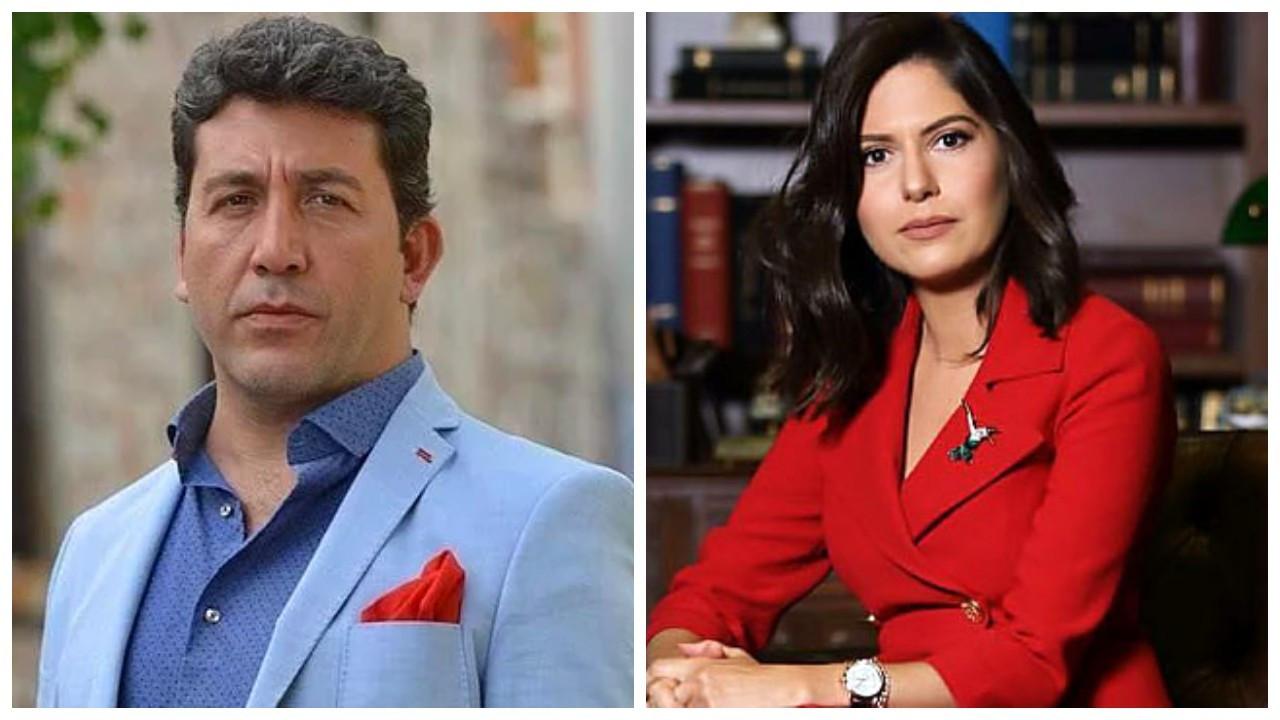 Emre Kınay'dan kendisini eleştiren Kübra Par'a yanıt: Sizi de yanlarında görmek isterler