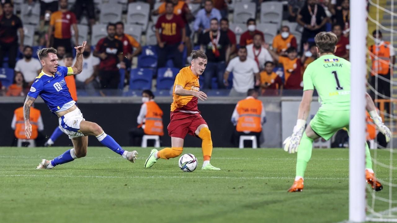 Galatasaray, tur şansını İskoçya'ya bıraktı