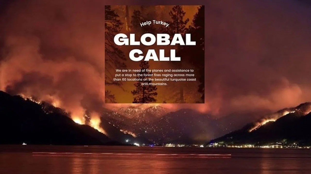 'Help Turkey' etiketiyle yapılan paylaşımlara soruşturma